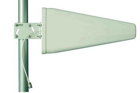 4g outdoor antenna single connector