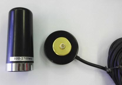 4g antenna with sucker mount