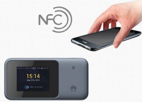 E5788 NFC function