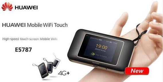 Huawei E5787 new wifi router